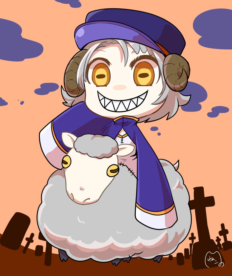 ハロウィン Illust of nekono Oct.2019Contest ハロウィンイラスト original Halloween