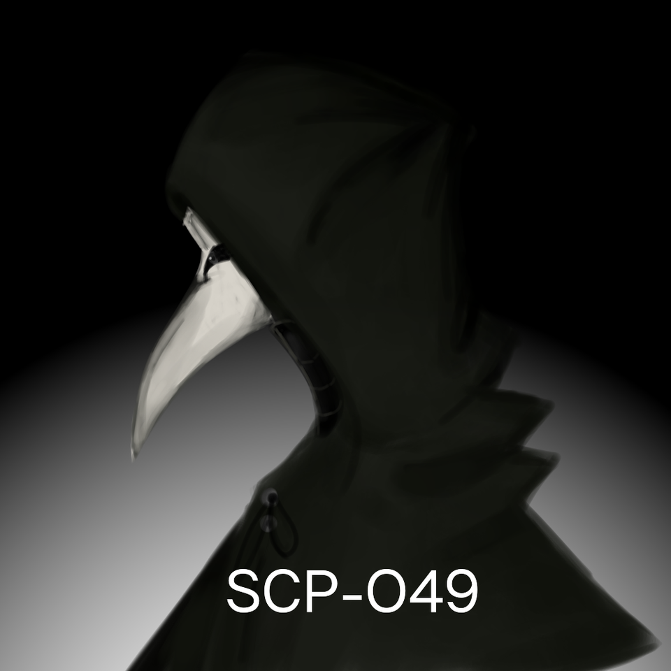 I AM THE CURE... ⟨SCP-O49⟩