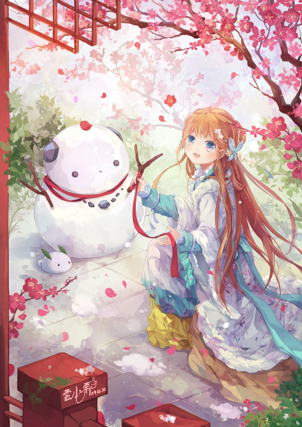 ✿梅✿ Illust of 雲小栗 ARTstreet_Ranking flower 梅花