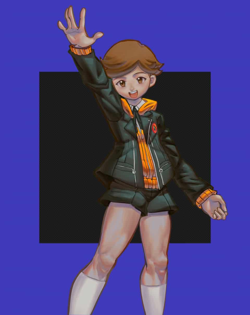 HI! Illust of Just 天田乾