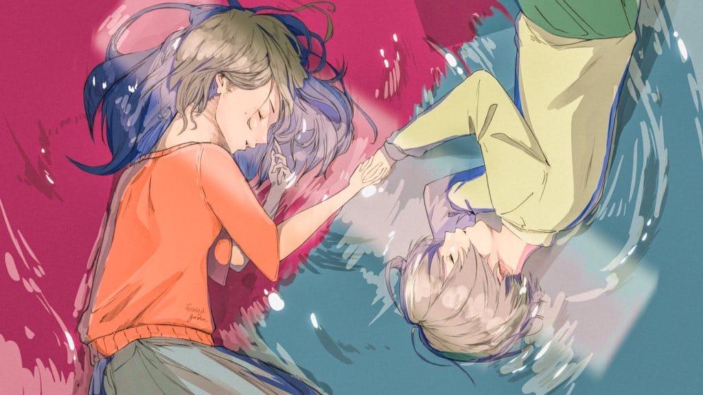 二人 Illust of 馬(UMA) original girl Illustrations boy おんなのこ illustration oc イラストレーション