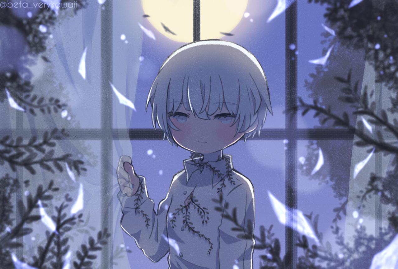 いのちの園 Illust of 中村想 boy oc