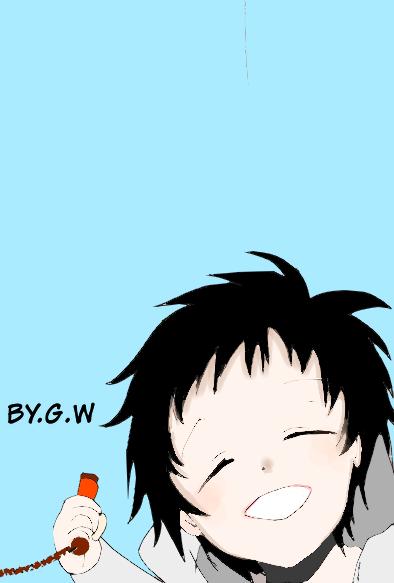 吊戏小天使 Illust of G.W medibangpaint