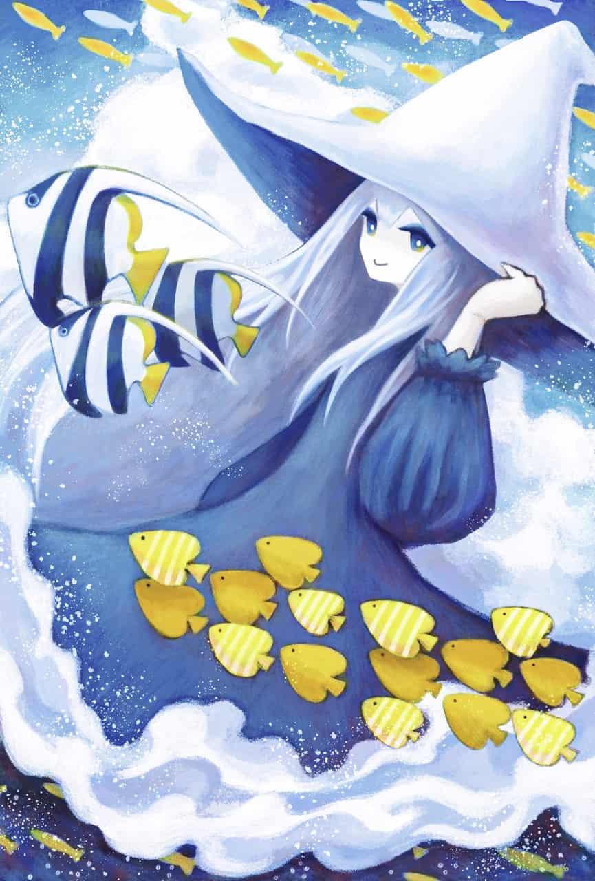 海の日の魔女