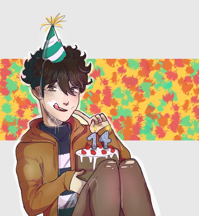 its da boi birthday (y mio tambien) ●<●