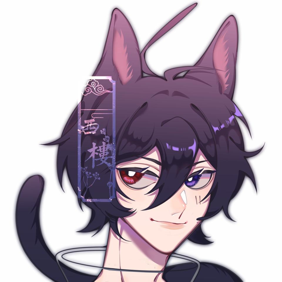 猫猫 Illust of 嚼壹嚼 medibangpaint