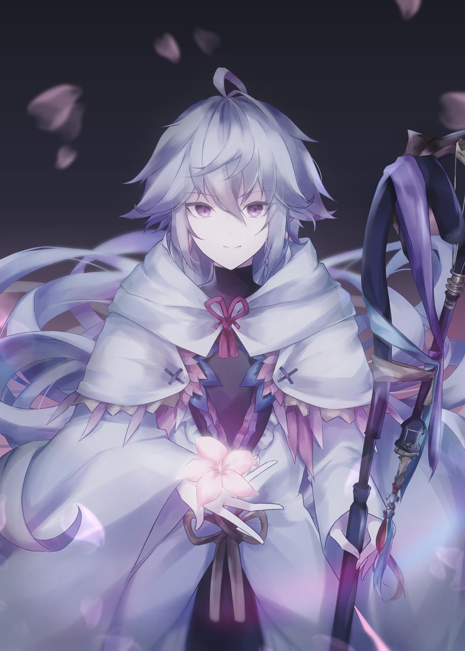 マーリン Illust of 四葉よあ medibangpaint Fate/GrandOrder マーリン(Fate)