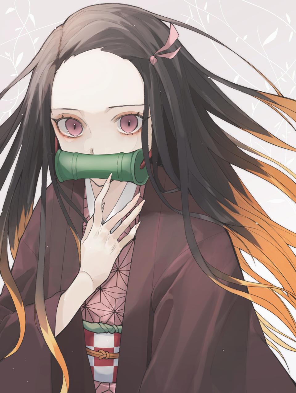 禰豆子 Illust of おじぎ KamadoNezuko medibangpaint KimetsunoYaiba