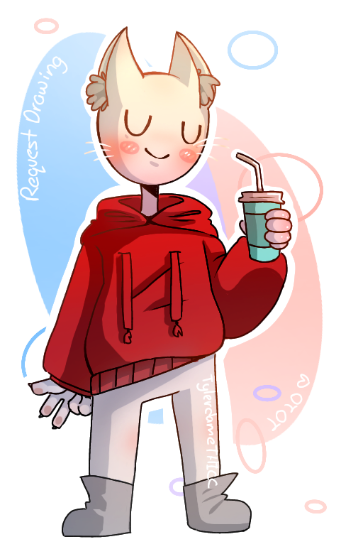 Request 2 (✔️) -how to request is in description. Illust of TylerdameTHICC medibangpaint cute request anime