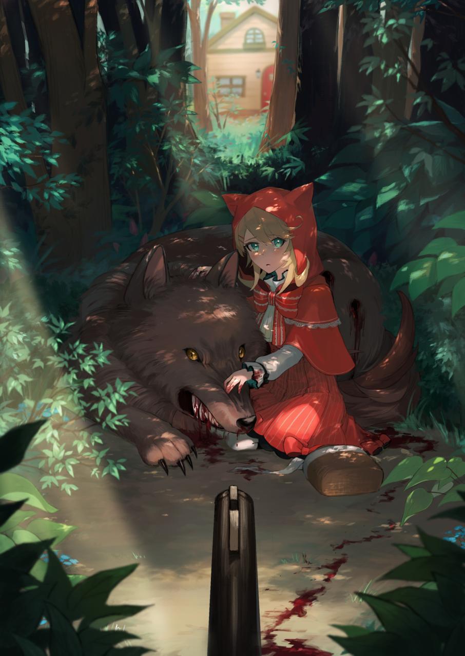 Re:森の奥で