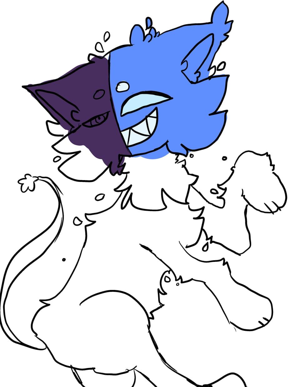 Art dump Illust of Ciinnanya! oc furry