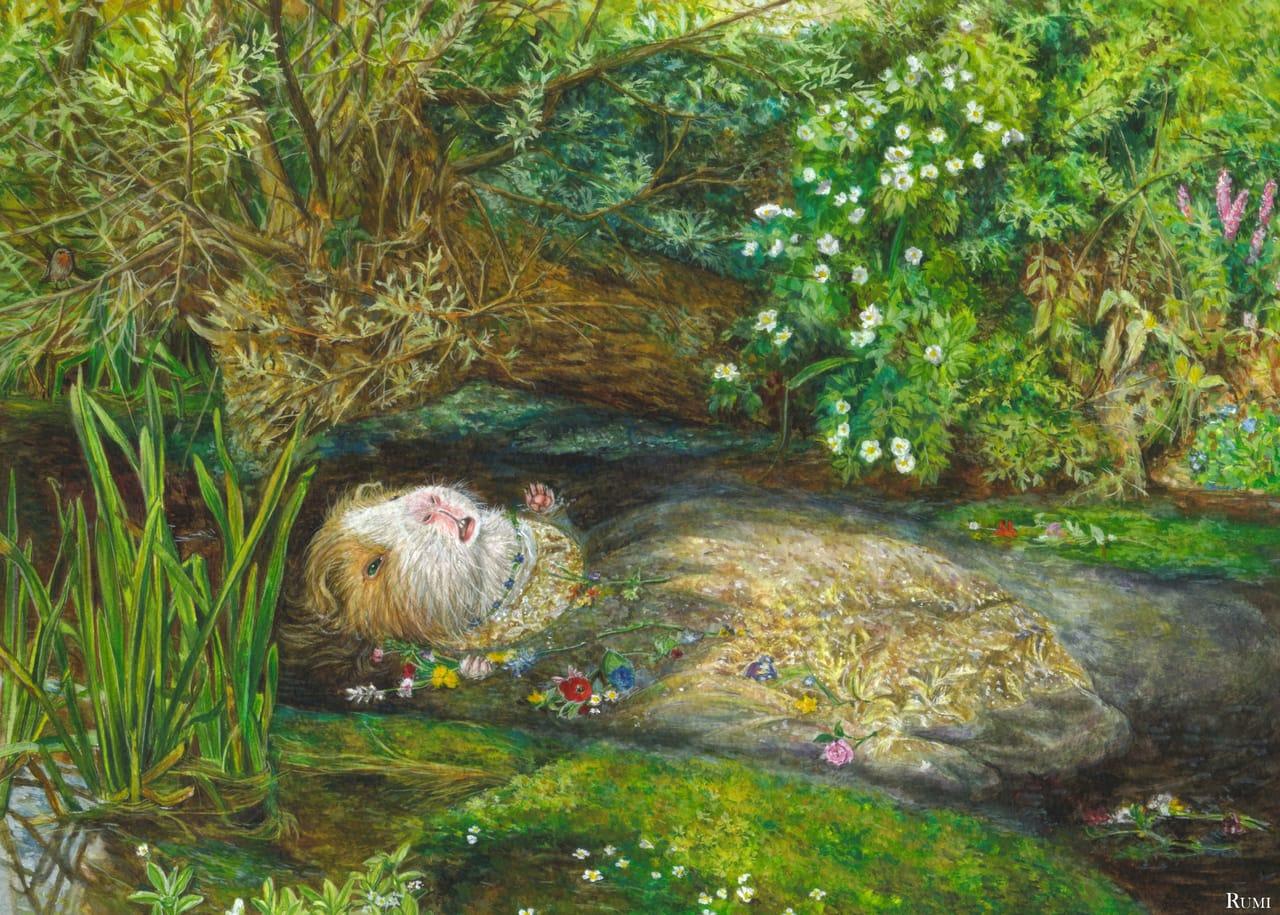 オフィーリア Illust of Rumi MasterpieceFanart