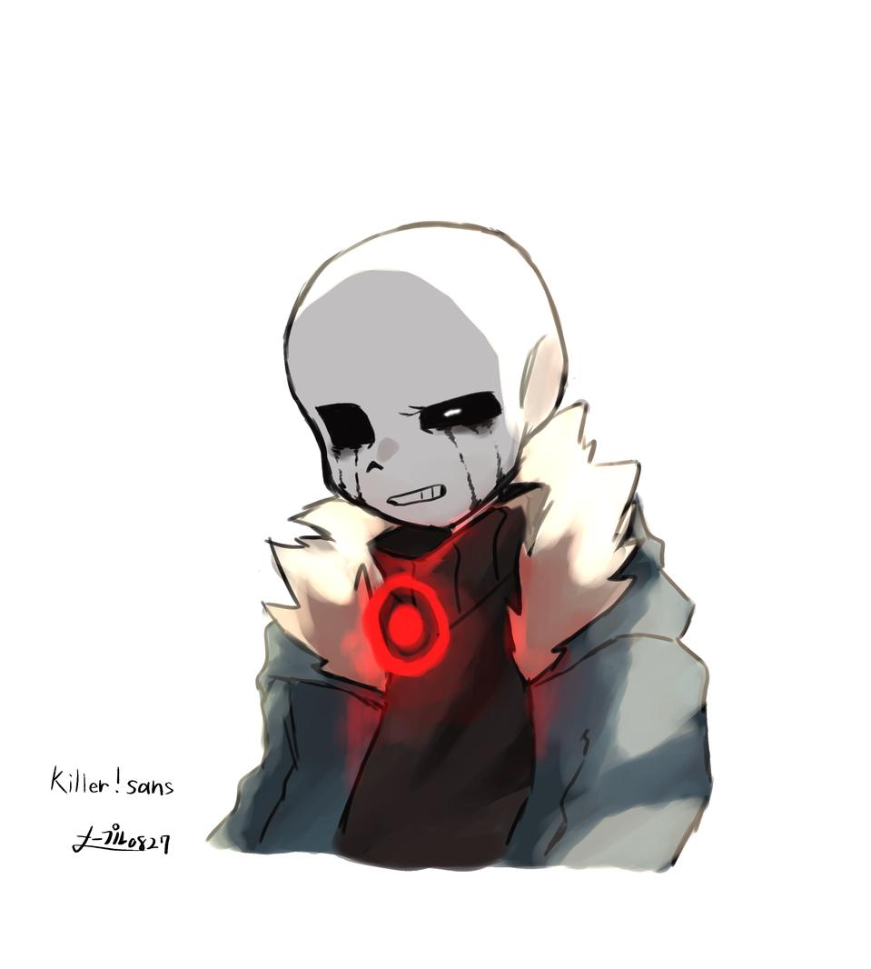 お絵描きさんへ Illust of メ~プル0827 ARTstreet_Ranking_Contest UndertaleAU かっこいい killersans Sans