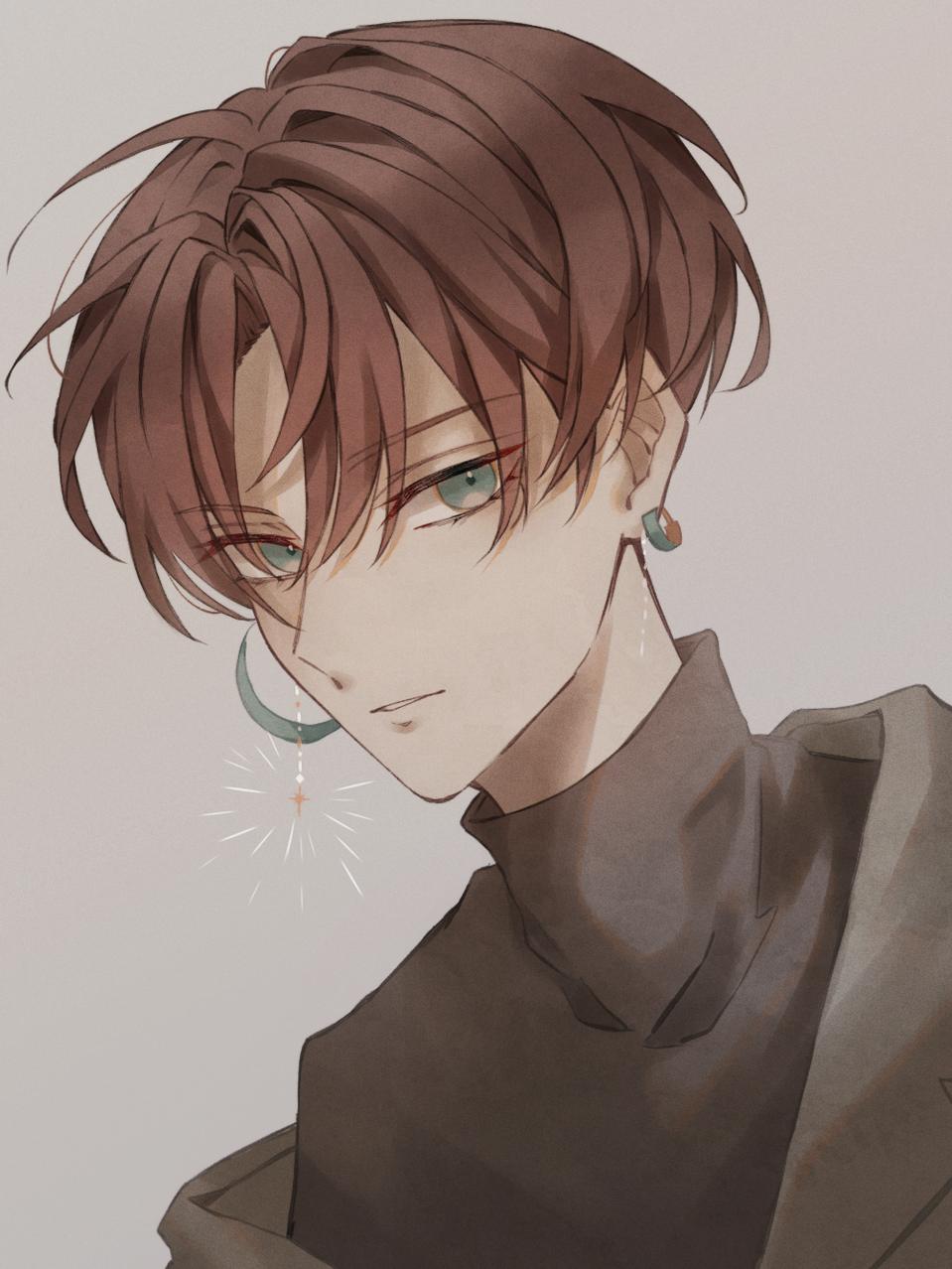 ✴︎ Illust of 鷽 medibangpaint boy