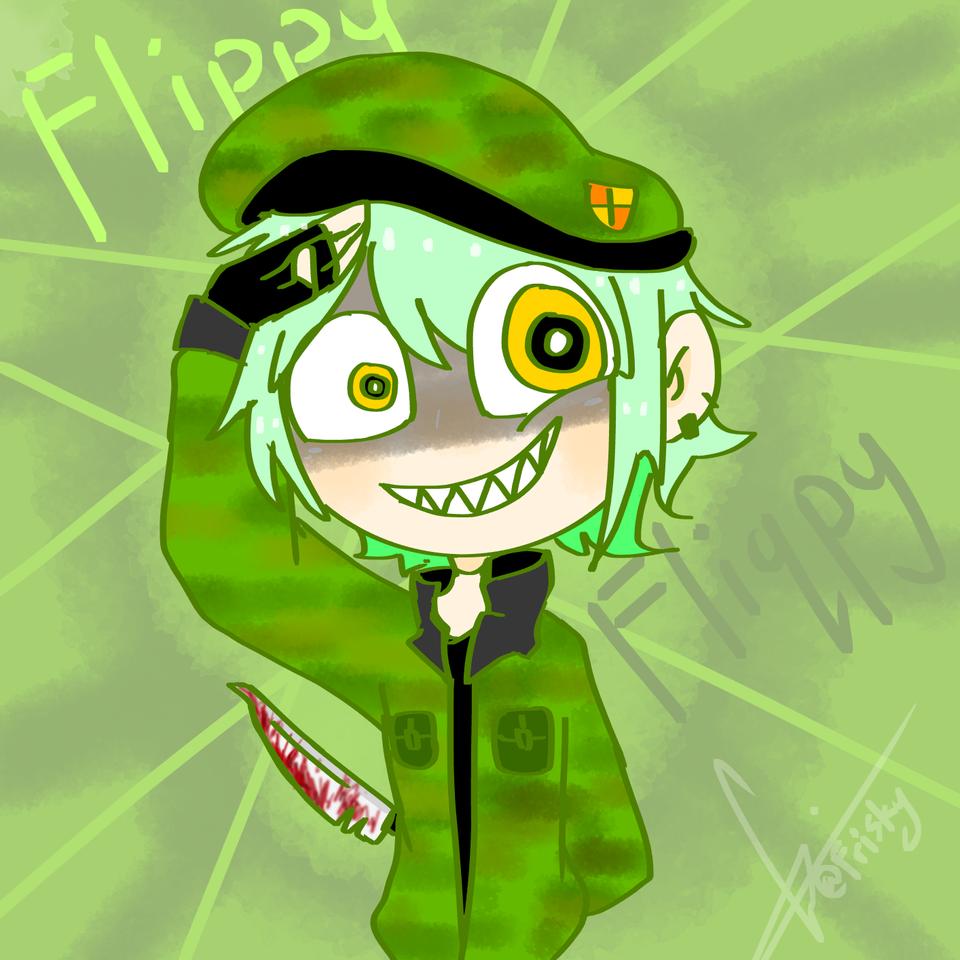 HTF/Fliqpy(覺醒桑!!!)