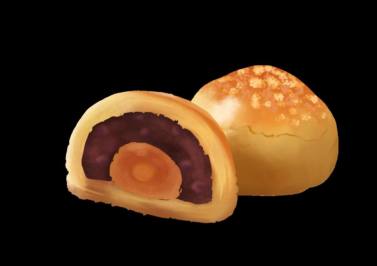 食物/月餅 Illust of annalin brag.your.country 中秋節 月餅 food