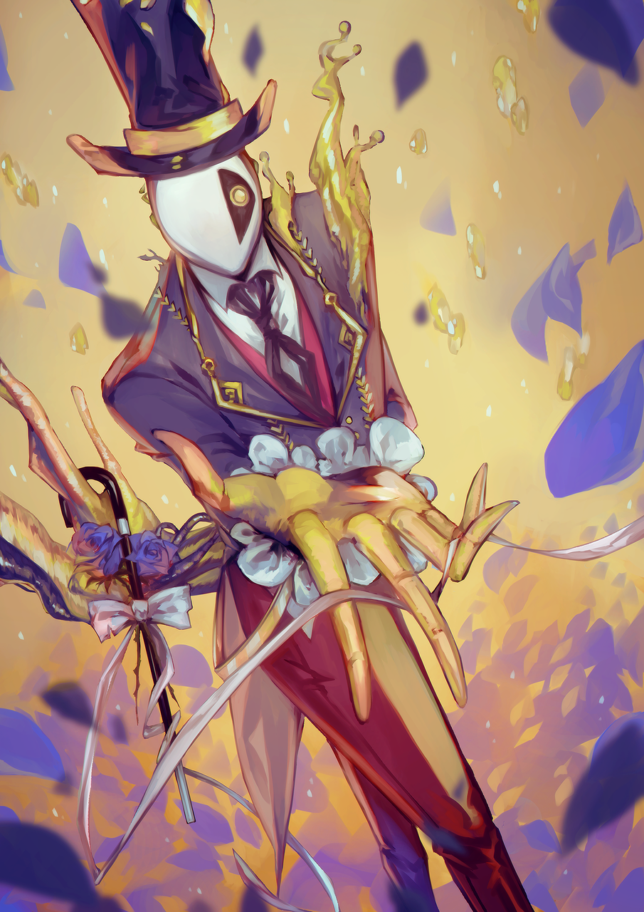 [Identity V] Jack The Ripper Illust of Neian IdentityV Jack リッパー(IdentityV) JackTheRipper