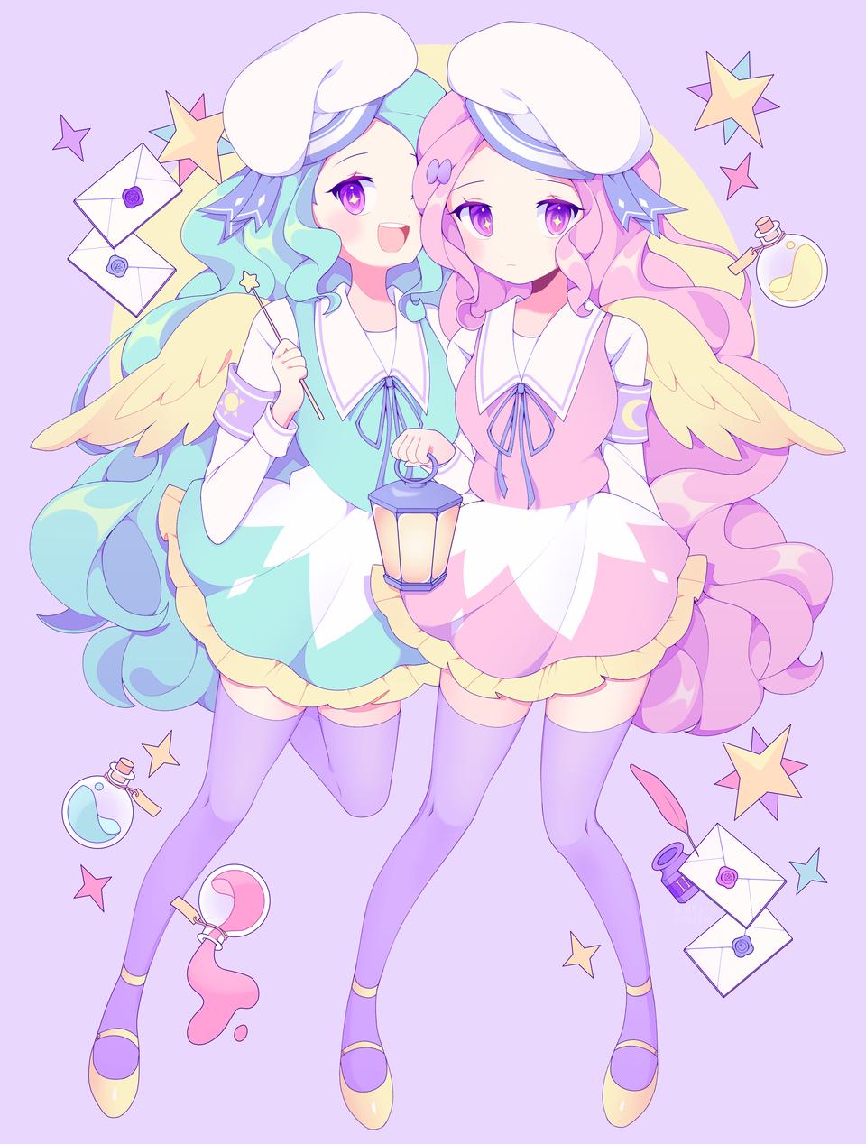 magical sisters