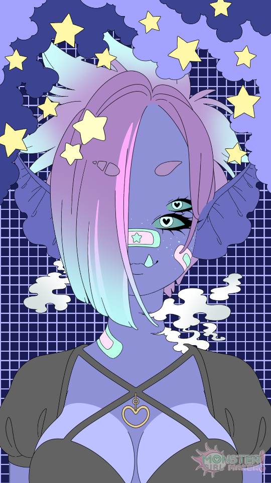 Starlewu || Monster Girl Maker  - Starlewu (๏ᆺ๏υ