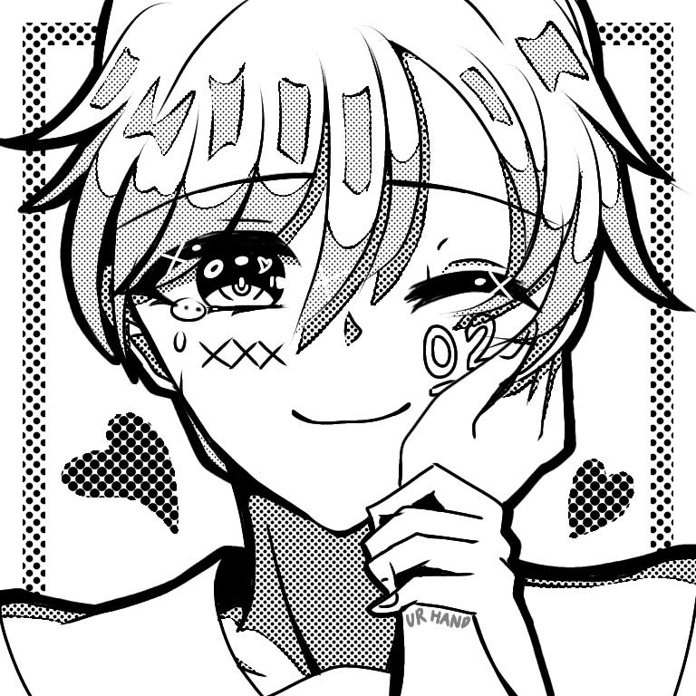 Kagamine Len Illust of UNDERDOGS. medibangpaint VOCALOID boy anime KagamineLen