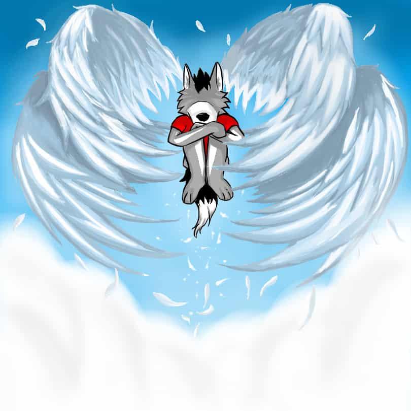 夢空 Illust of Wolfsilver September2020_Contest:Furry furry 獸人