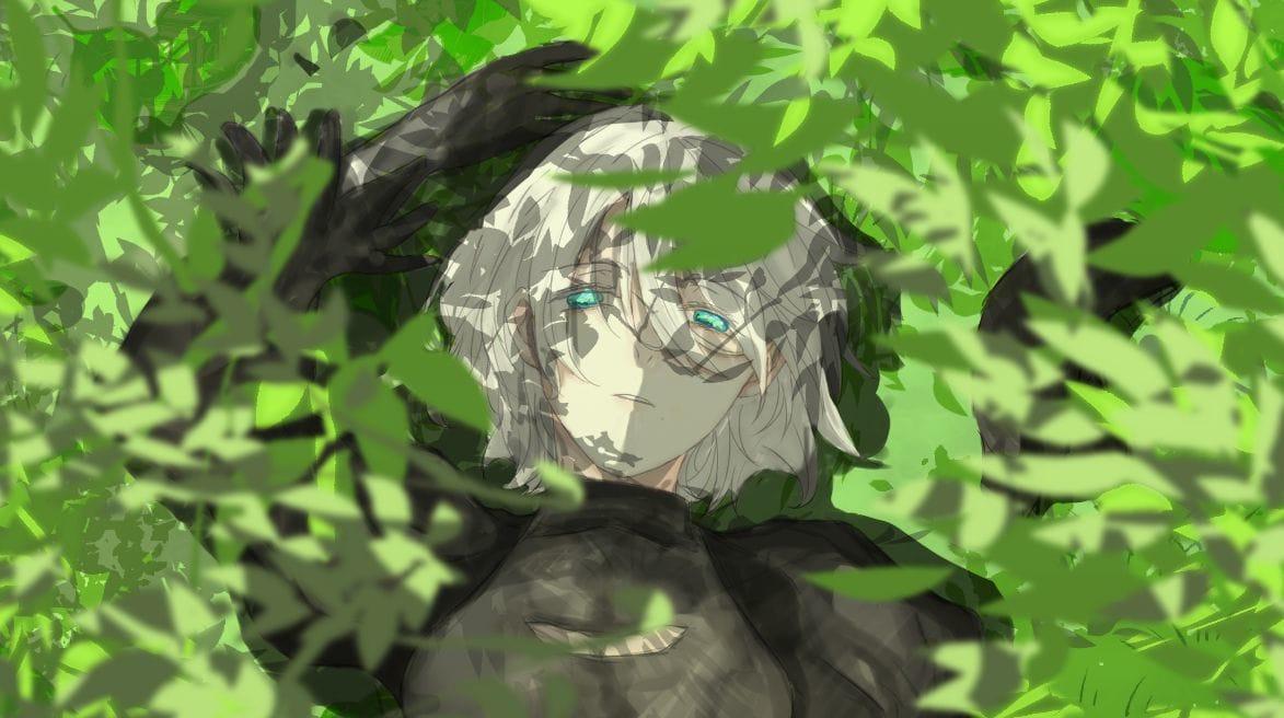 2b Illust of 三水亘 同人 NieR:Automata