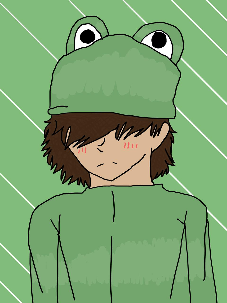 requests repost (READ DESC VERY IMPORTANT) Illust of Lil devil (Baku mode) oc Requests