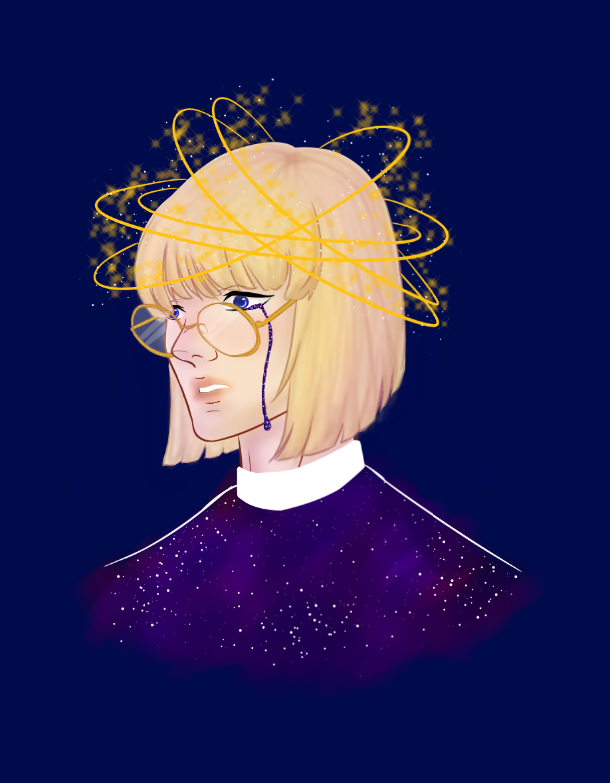 Stars and teardrops