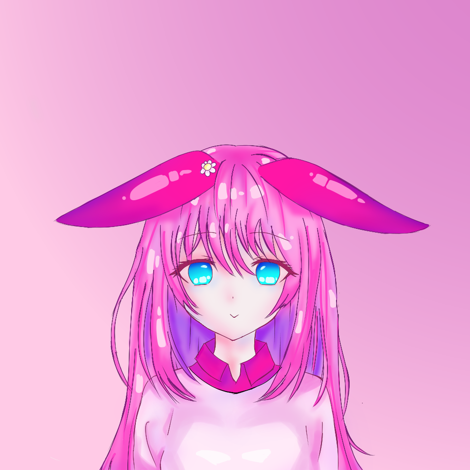 melody Illust of ☆°•chloe•°☆ cute art sanrio Artwork medibangpaint anime thisartshouldlvlup animeart animegirl