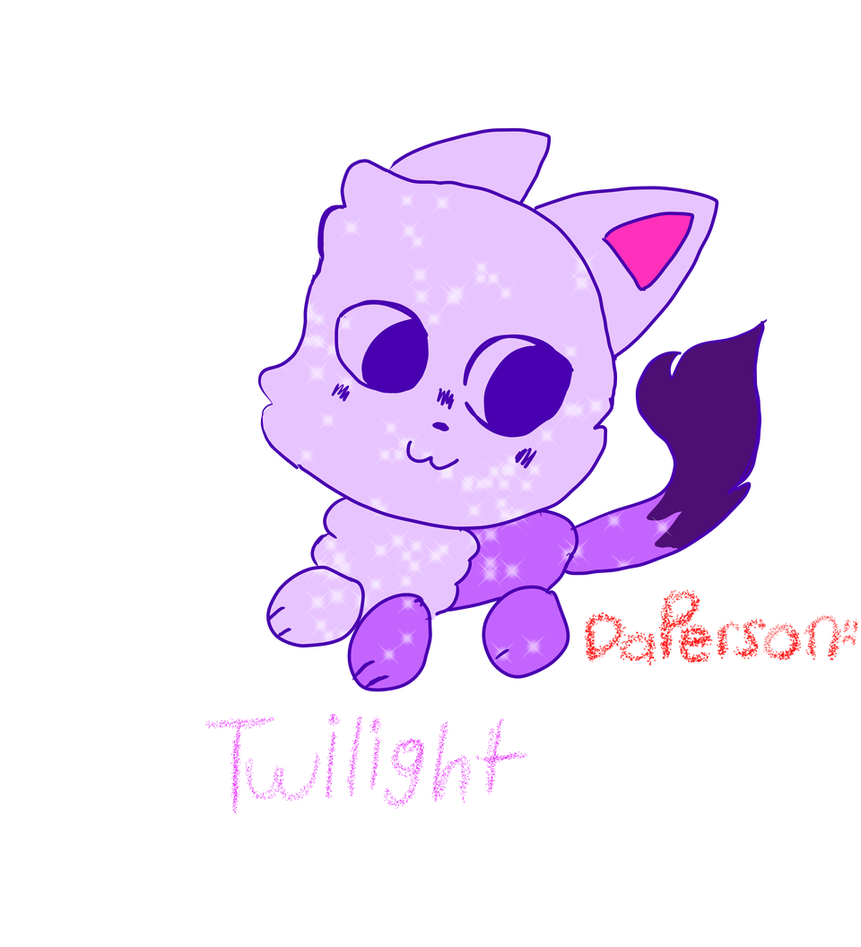 twilight requested by Izzy draws art got oofed ;-;