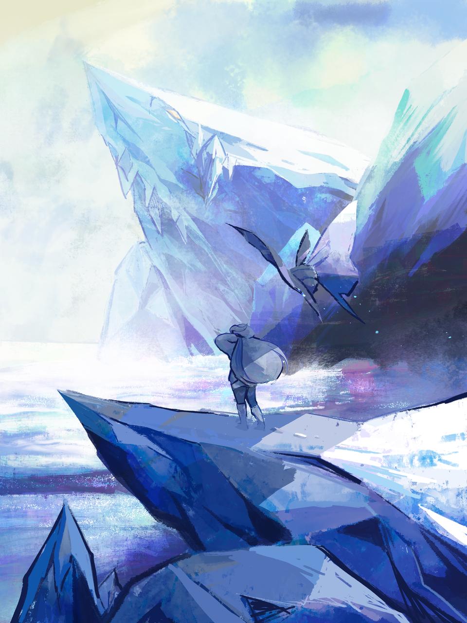 あら⋯あれは⋯ Illust of 塩ながす メロン medibangpaint pokemon