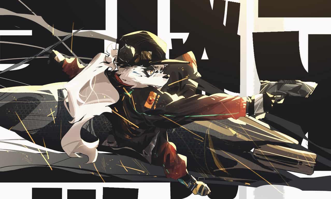天発 Illust of 三水Sanz September2020_Contest:Furry 獣人 furry