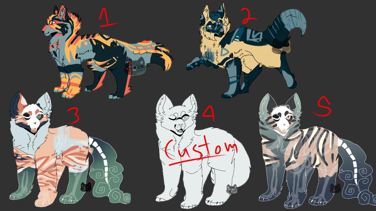 October Adopts batch 1 Illust of .•♬• sᴏᴄᴋ-ʙᴀɪᴛ™ •♬•. Skye medibangpaint adopt skeletals cat adopts custom green complex feline adoptables