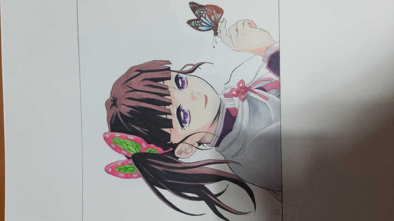 카나오 Illust of 앤드빌리 DemonSlayerFanartContest