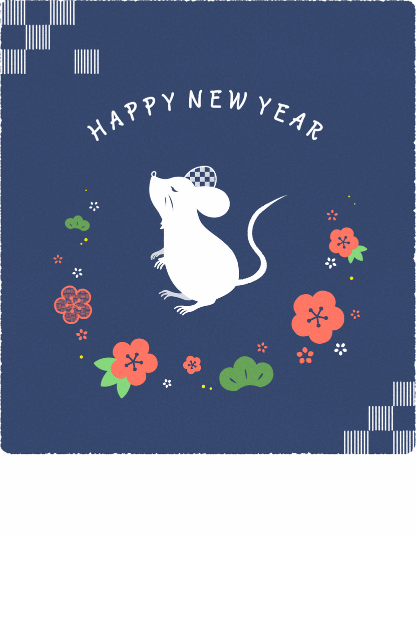 白ネズミちゃん/キノ