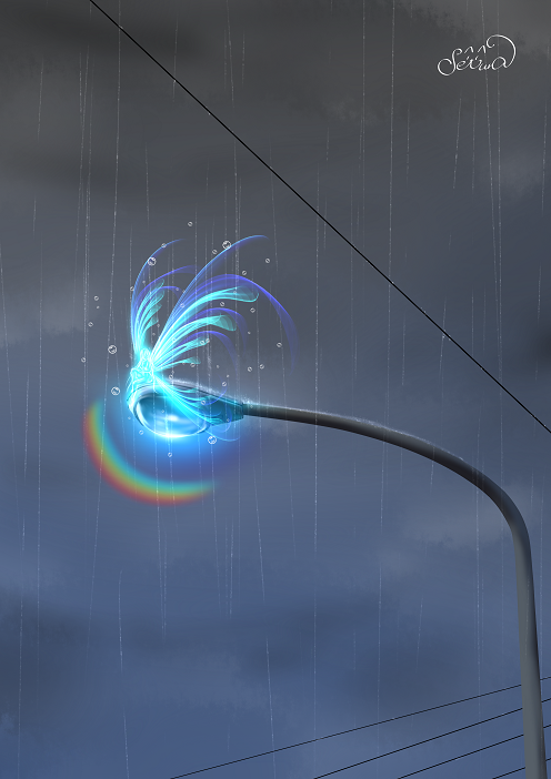 雨の日は泣いていい