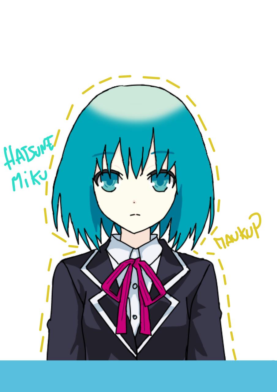 Hatsune Miku Style Tsukano!!