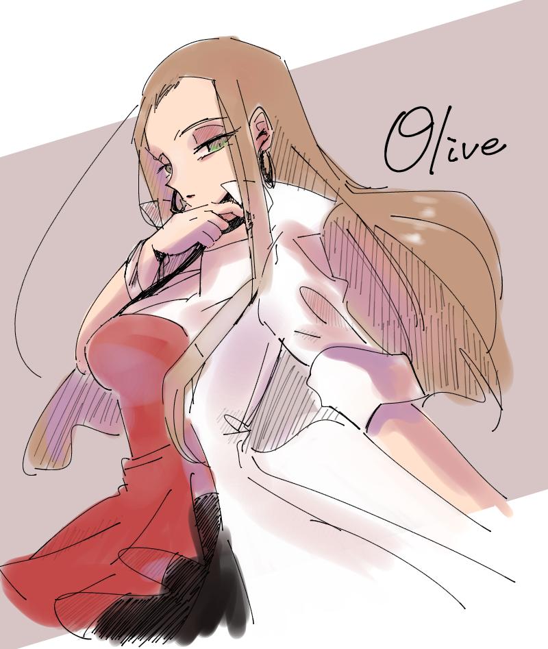 【Pokemon】Oleana