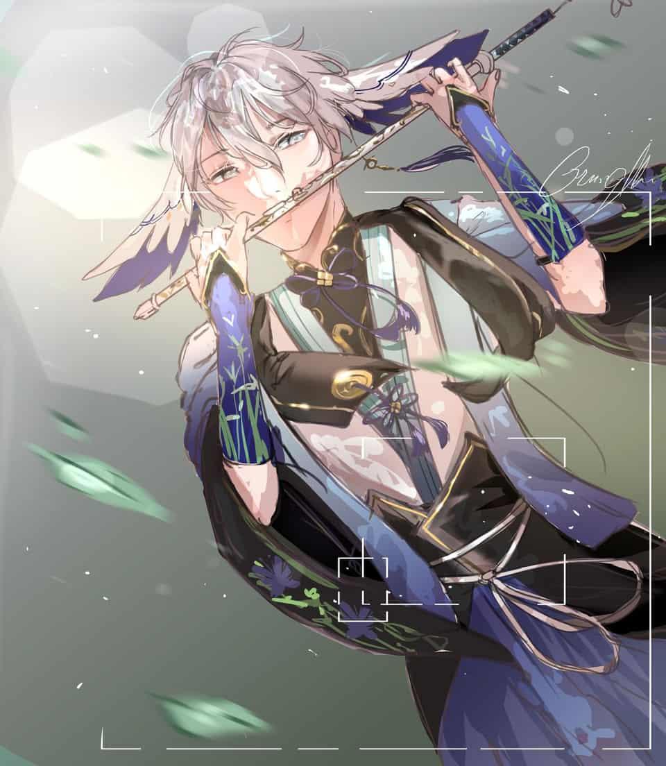 Serene [Commission]
