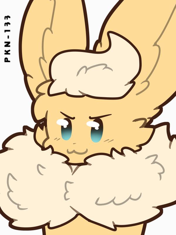 f Illust of ✨ PKN-133 ✨ oc medibangpaint PKN-133 pokemon digital furry