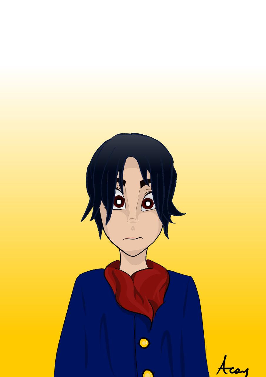 Aray do jujutsu  Illust of SeijÊ GUNDAM KimetsunoYaiba anime JujutsuKaisen DesenhoDigital