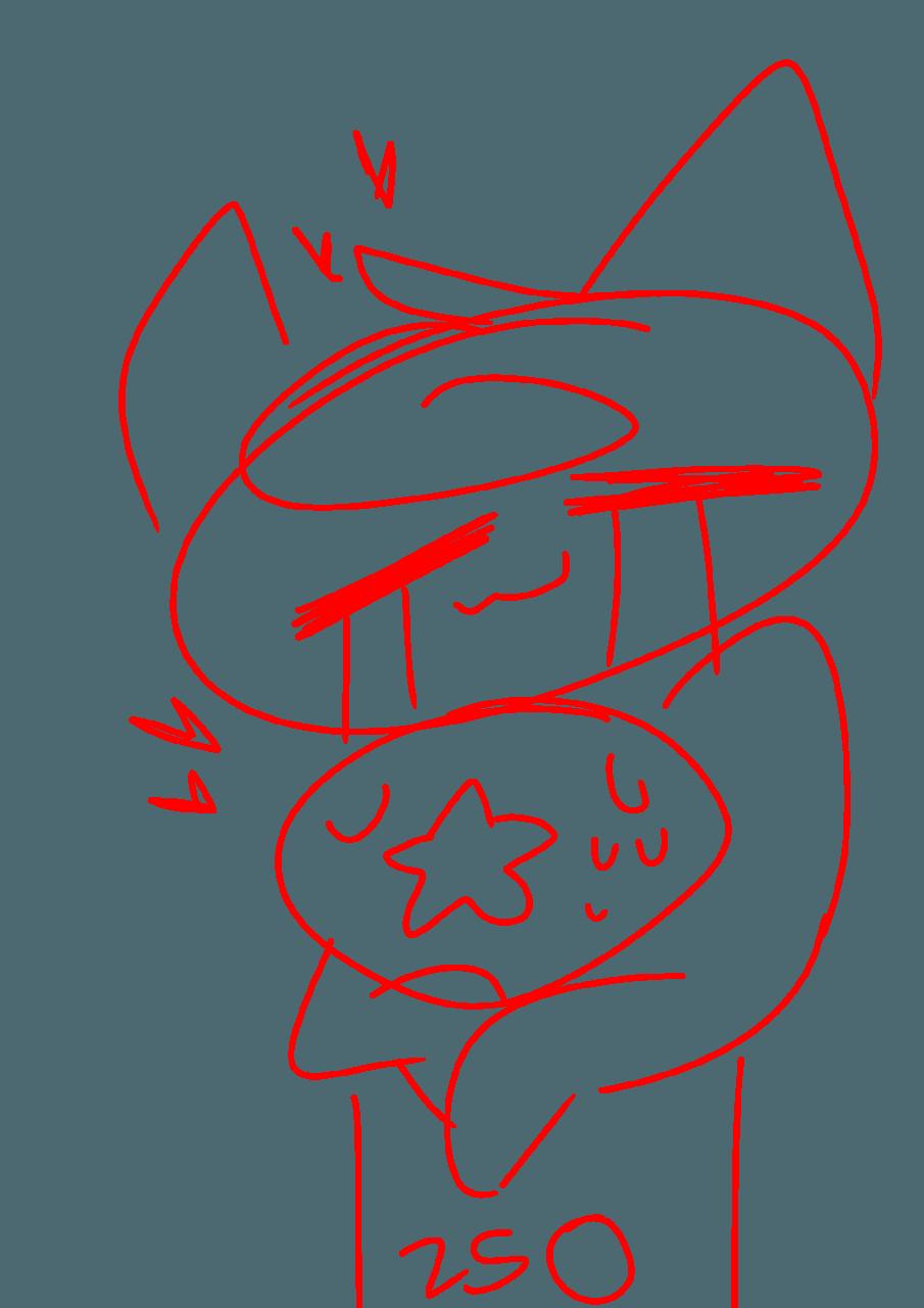 you did it >:D Illust of BushBabyOrigins medibangpaint