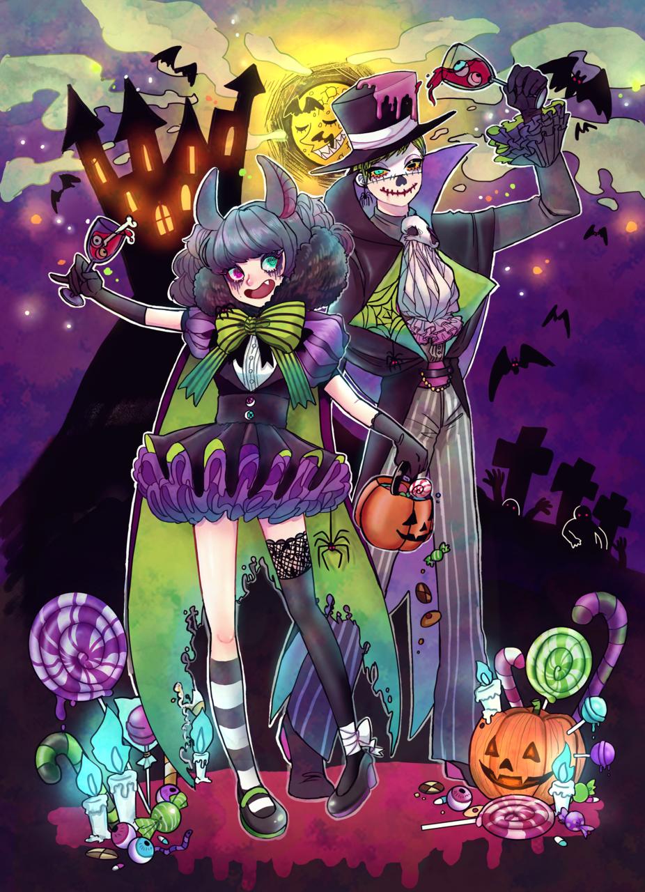 Halloween!!Cheers!!