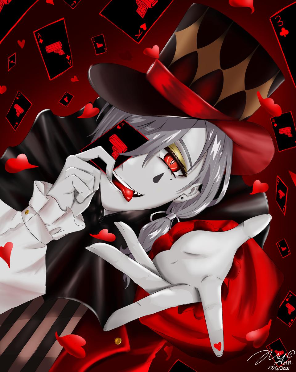 Kanae_EnvyBaby Illust of MiAnn virtual_YouTuber fanfic にじさんじ kanae 叶