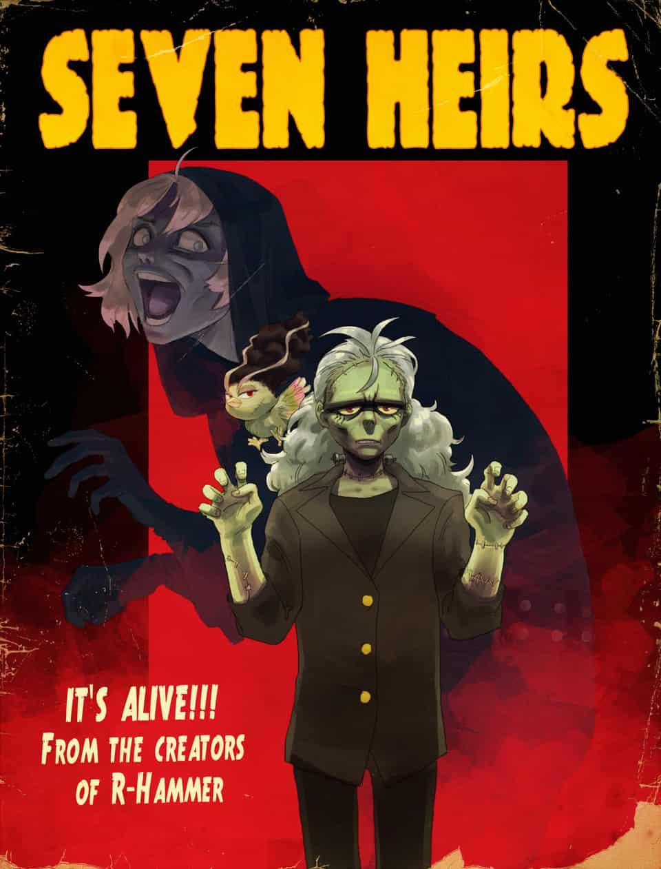 7 Heirs - She LIVES!!