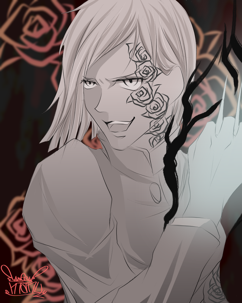 呪術廻戦♪ イケメン野薔薇chan♪ Illust of Manu medibangpaint カラー イケ女 JujutsuKaisen digital illustration Nobara_Kugisaki color