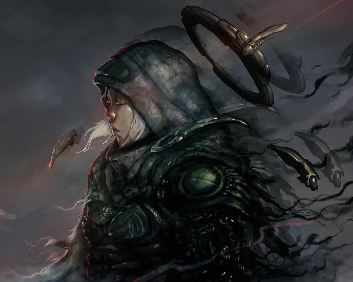 Untitled-122 Illust of Coferosa fantasy character Beauty woman Dark