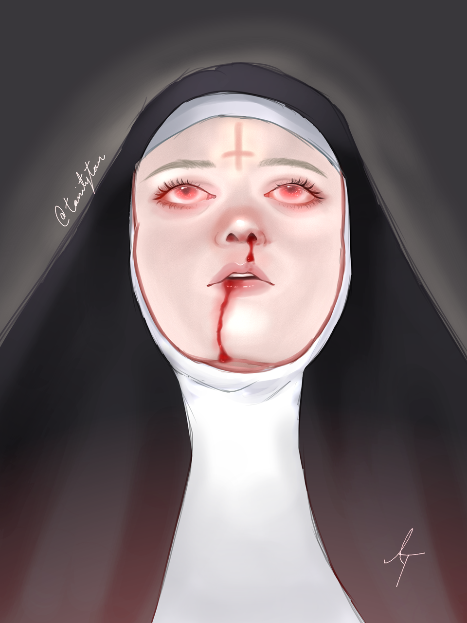 Possessed (The Nun inspired)