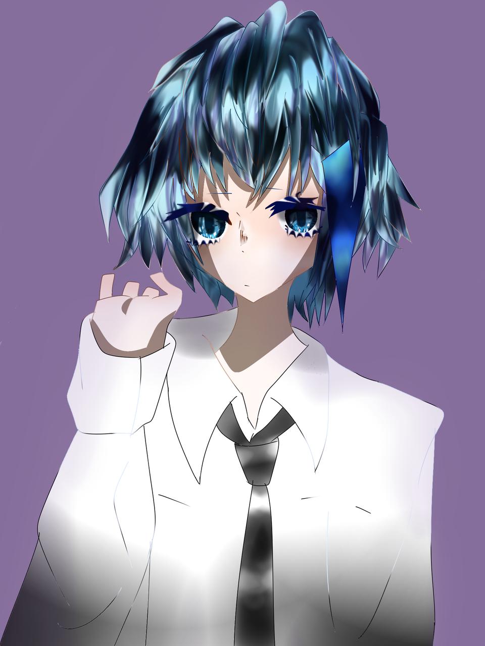 クン=アゲロ=アグネス Illust of 如月来蕾≮TRPG≯ medibangpaint Comics 神之塔 anime クン