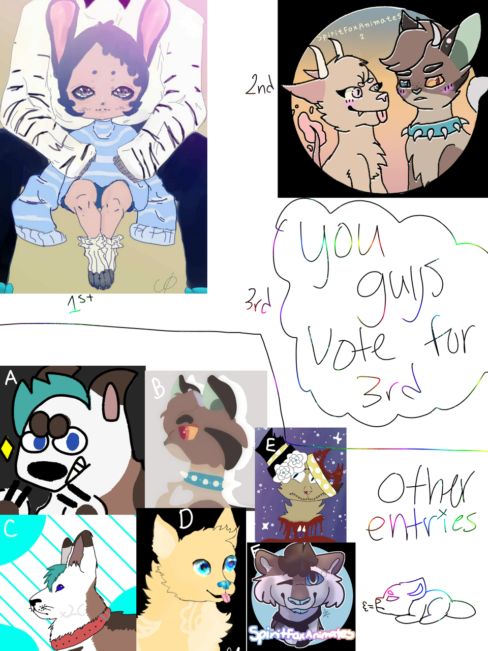 ☆PFP Contest Winners/Vote☆ (read comments)